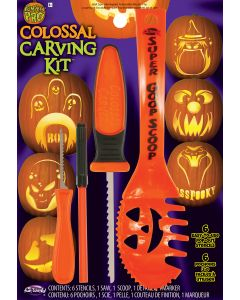 Colossal Carving Kit (10 Piece)