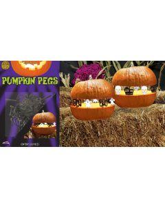 Pumpkin Pegs™