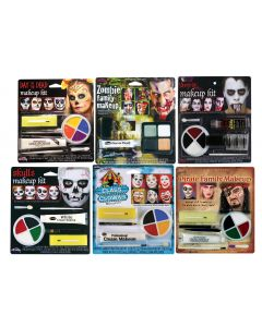 Family Makeup Character Kits