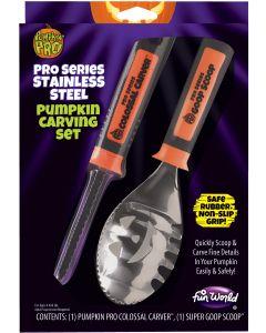 Pro Pumpkin Carving Tools Set