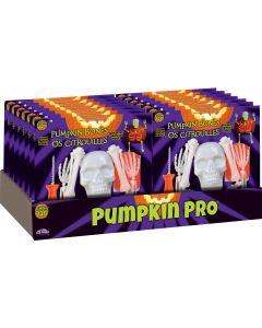 GID Pumpkin Bones Carve & Decorating Kit PDQ