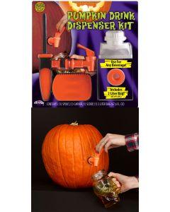 Pumpkin Drink Dispenser Kit PDQ