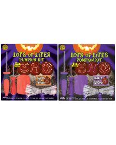 Lots of Lites Pumpkin Kit PDQ
