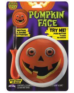 Pumpkin Face Greeter Kit