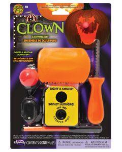 Clown Carving Kit