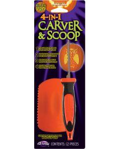 4 in 1 Carver & Scoop