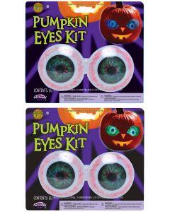 LU Pumpkin Eyes Pair