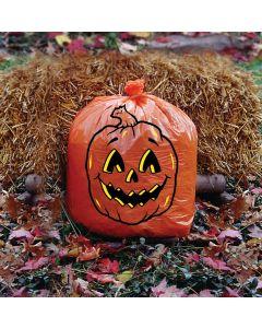 Pumpkin Lawn Bag PDQ