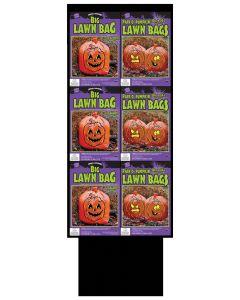 Pumpkin Bag Floor Display