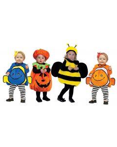 Toddler Plush Tunic Assortment