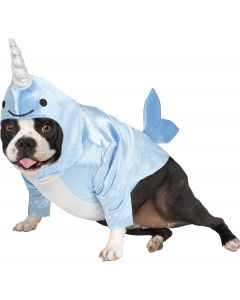 Narwahl Pet Costume