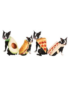 Pet Food Costume Assortment