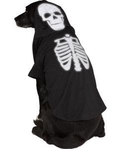 Bones Hoodie Pet Costume