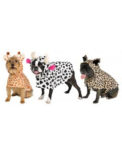 Pup Poncho Animal Costume Assortment