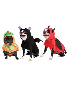 Pup Poncho Halloween Costume Assortment